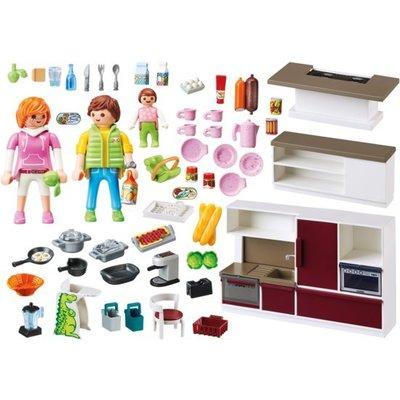 Playmobil Playmobil City Life Woonkeuken 9269