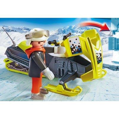 Playmobil playmobil Family Fun Sneeuwscooter 9285