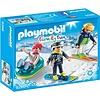 Playmobil Playmobil Family Fun Wintersporters 9286