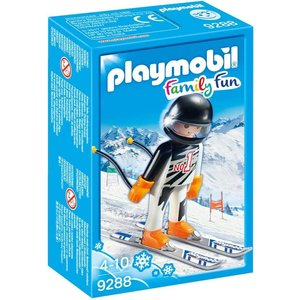 Playmobil Family Fun Skieër 9288