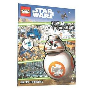 Lego Star Wars Zoek en Vind Boek 700340