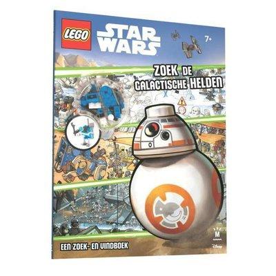 Lego Lego Star Wars Zoek en Vind Boek 700340