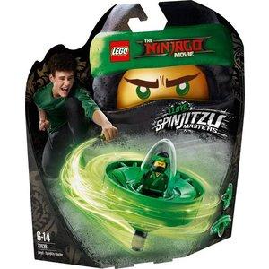 Lego Ninjago Spinjitzu Meester Lloyd 70628