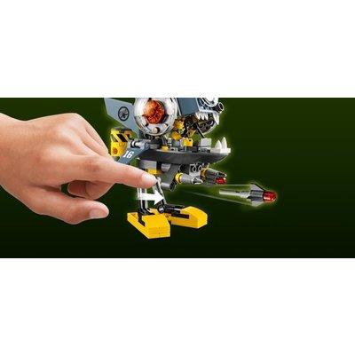 Lego Lego Ninjago Piranha Aanval 70629
