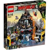 Lego Lego Ninjago Garmadon's Vulkaan Basis 70631