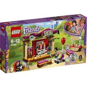 Lego Friends Andrea's Park Presentaties 41334