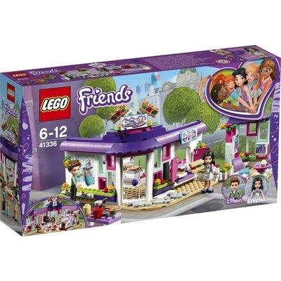 Lego Lego Friends Emma's Kunstcafé 41336