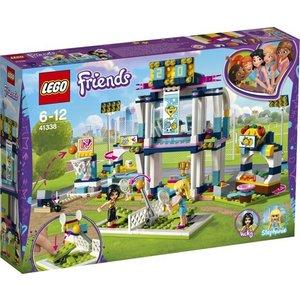 Lego Friends Stephanie's Sportstadion 41338