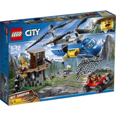 Lego Lego City Bergarrestatie 60173