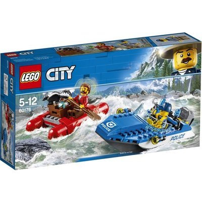 Lego Lego City Wilde Rivier Ontsnapping 60176