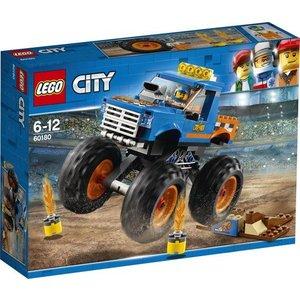 Lego City Monstertruck 60180