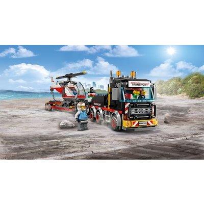 Lego Lego City Helikopter transport 60183