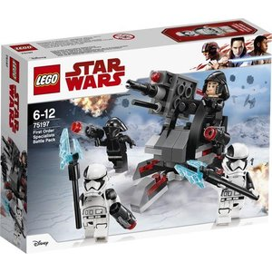 Lego Star Wars First Order Specialists Battle Pack 75197