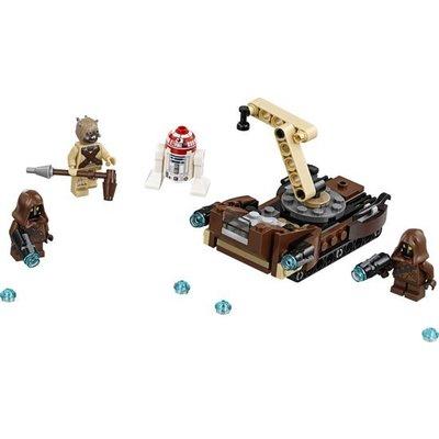Lego Lego Star Wars Tatooine Battle Pack 75198