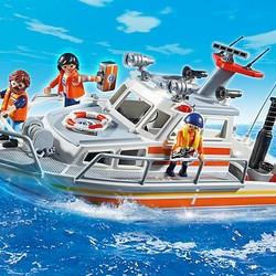 Playmobil City Action Kustwacht