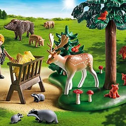 Playmobil Country Boswachtershuis