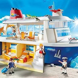 Playmobil Family Fun Cruise