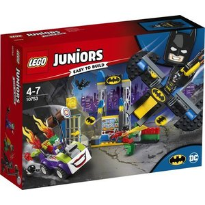 Lego Juniors Joker Batcave 10753