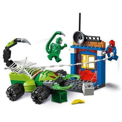 Lego Lego Juniors Spider-Man vs Scorpion Straatduel 10754