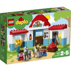 Lego Duplo Duplo Ponystal 10686