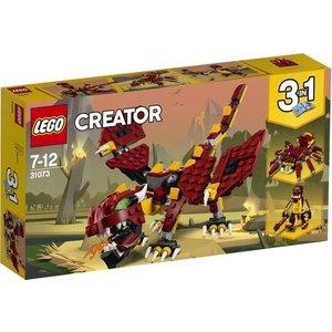 Lego Creator Mythische Wezens 31073