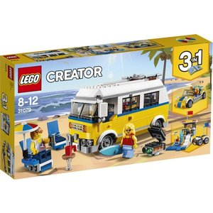 Lego Creator Zonnig Surfbusje 31079