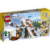 Lego Lego Creator Modulaire Wintervakantie 31080
