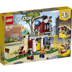 Lego Creator Modulair Skatehuis 31081