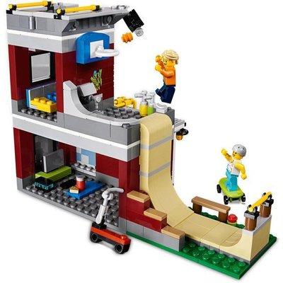 Lego Lego Creator Modulair Skatehuis 31081