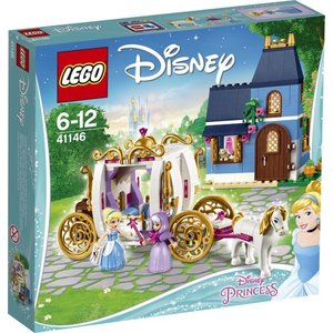 Lego Disney Princess Assepoesters Betoverde Avond 41146