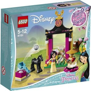 Lego Disney Princess Mulan's Trainingsdag 41151