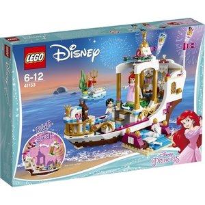 Lego Disney Princess Ariel's Koninklijke Feestboot 41153