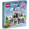 Lego Lego Disney Princess Assepoesters Droomkasteel 41154