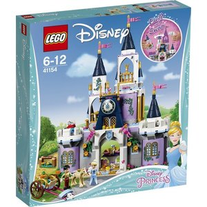Lego Disney Princess Assepoesters Droomkasteel 41154