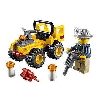 Lego Lego City Mijnbouwteam 60184