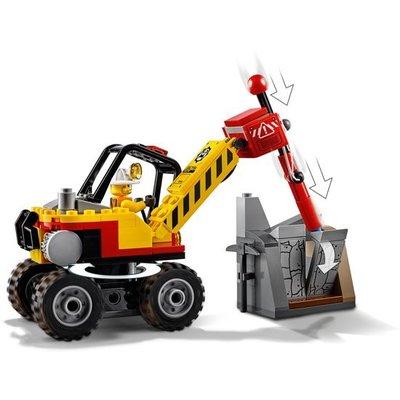 Lego Lego City Mijnbouw Krachtige Splitter 60185