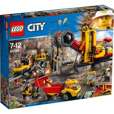 Lego Lego City Mijnbouw Expert Locatie 60188
