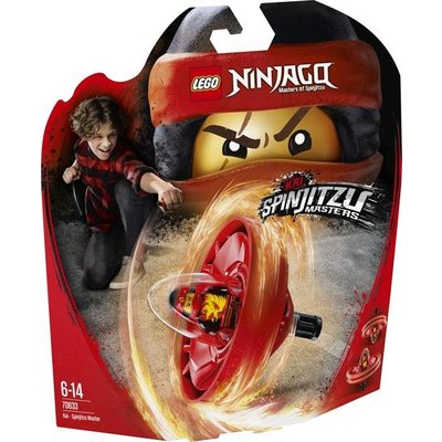 Lego Lego Ninjago Kai Spinjitzu Meester 70633