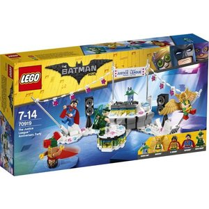 Lego Batman the Movie The Justice League Jubileumfeest 70919
