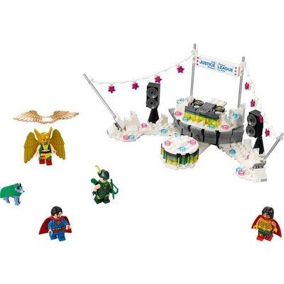 Lego Lego Batman the Movie The Justice League Jubileumfeest 70919