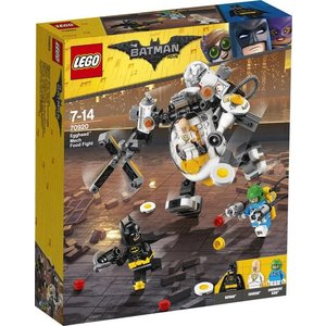 Lego Batman the Movie Egghead Mecha Voedselgevecht 70920