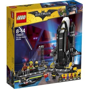 Lego Batman the Movie De Bat Space Shuttle 70923