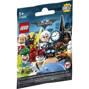 Batman the Movie Minifigures Series 2 71020