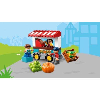 Lego Duplo Lego Duplo Boerenmarkt 10867