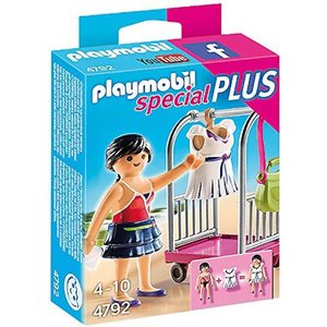 Playmobil Special Plus Model op Catwalk 4792