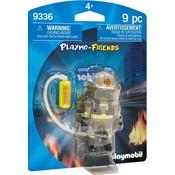 Playmobil Playmobil Playmo Friends Brandweerman 9336