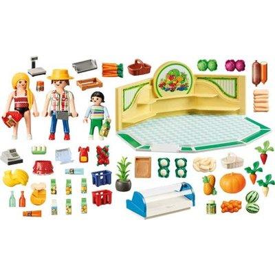 Playmobil Playmobil City Life Kruidenier 9403
