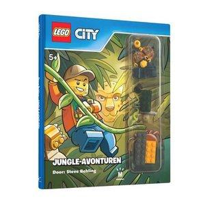 Lego City Boek Jungle Avonturen 700343