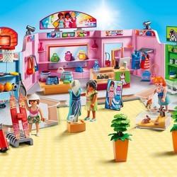Playmobil City Life Winkelgalerij