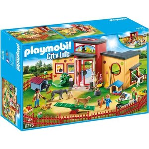 Playmobil City Life Dierenpension 9275